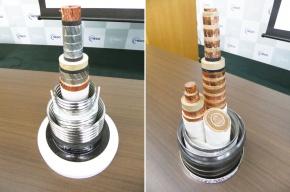 Y系超電導ケーブル 大電流・低損失を実現 NEDO・住友電工・フジクラ