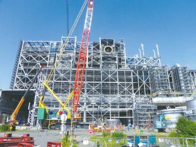 神戸製鋼・加古川、今期粗鋼577万トンに増