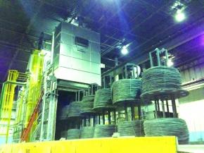 神鋼商事・米GBP、車向け高級鋼線増産 STC炉増設