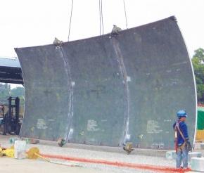新日鉄住金、LNGタンク用7%ニッケル鋼板実用化