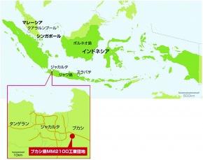 JFES、インドネシアにCGL 自動車向け高級鋼供給