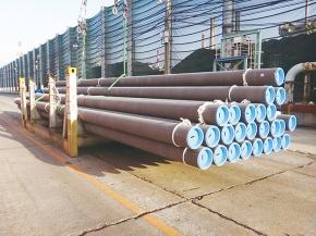 新日鉄住金、スーパー13クロムステンレス鋼管の耐腐食性能を証明