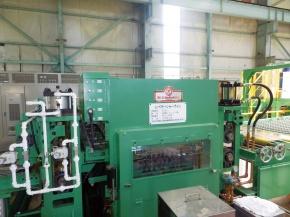 中國工業、高級金属加工を強化 周防にチタン専用レベラー