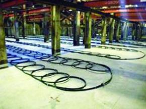 三菱マテテクノ、地中熱利用システム 鉄道トンネルに採用