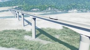JFEエンジ、大型橋梁上部工を受注