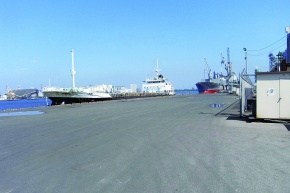 岐本金属、美浜ヤード拡張 船積み能力月5万トン