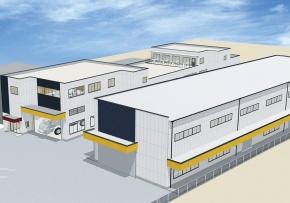 協栄ホーニング、新工場建設スタート