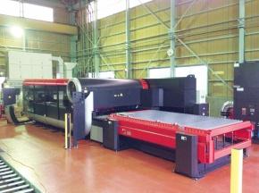 UEX、伊勢原に6キロワットレーザー機新設