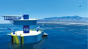 JMU 没水型の海洋温度差発電、AIP世界初取得