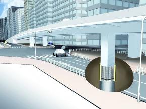日立造船、鋼製橋脚・杭接合工法「UAS」 建設技術審査証明を取得