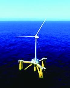 古河電工、浮遊式ケーブル発電設備と変電所連結 洋上風力で世界初