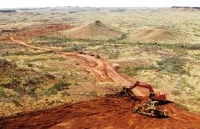 ロイヒル鉄鉱石開発順調 丸紅が営業活動本格化