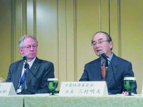 日豪経済委、関係強化へ日本変革 EPA・TPP 早期妥結へ共同声明
