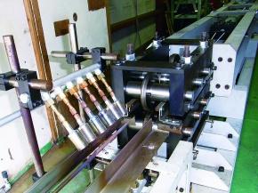 東将精工、溶接ビード成形圧延加工法を開発