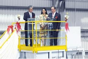 北川鉄工所、メキシコ鋳造工場完成