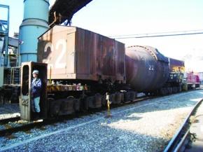 神鋼物流、製鉄所内運搬用機関車 アイドリングストップ化