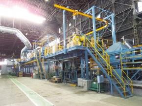 北海鋼機、製造・販売・管理を拡充 カラー鋼板ライン更新