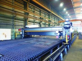 熱金鋼業、レーザー加工開始 薄肉・短納期 ニーズ対応