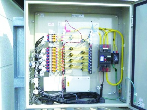 住友電工、電力線通信で太陽光発電監視 低コスト化を実現