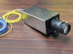 古河電工、光給電カメラを製品化 災害時に有効