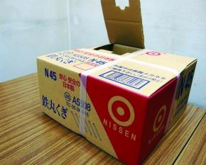 日本製線、丸釘新パッケージ 日米で特許取得