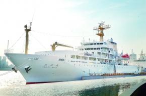 航海訓練所、新「大成丸」が就航