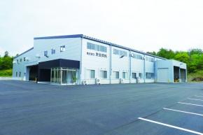 東信鋼鉄、7日に本格営業運転 新工場竣工
