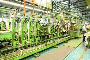 テルニパイプ、生産 過去最高回復へ 日新製鋼の技術導入