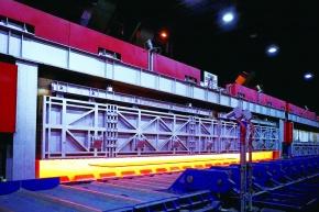 オウトクンプ、ステンレス厚板 増強投資が完了 デゲフォース工場