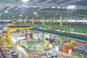 長富不銹鋼、14年加工量5%増へ 車部品向け受注拡大