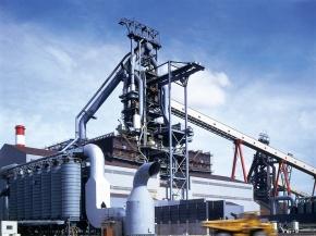 神戸製鋼、加古川第3高炉を改修
