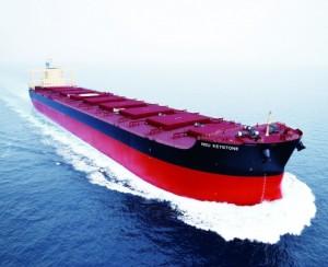 NSユナイテッド海運、新日鉄住金のシェア4割へ