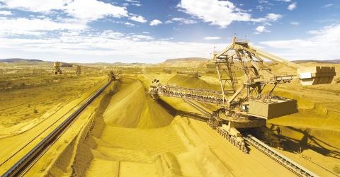 三井物産、金属資源分野を強化