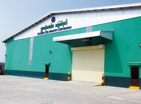 住友商事 亜鉛鉄板製販「ESIC」、カンボジア新工場開所