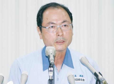 新日鉄住金・名古屋停電事故 酒本所長、再発防止策を説明