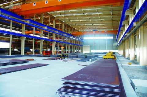 石原商事、高機能材アジアで拡販 本社物流倉庫を拡張