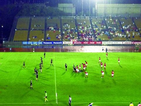 神戸製鋼ラグビー、トップリーグ開幕戦で勝利