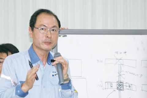 新日鉄住金名古屋が事故会見 全社規模で生産対応