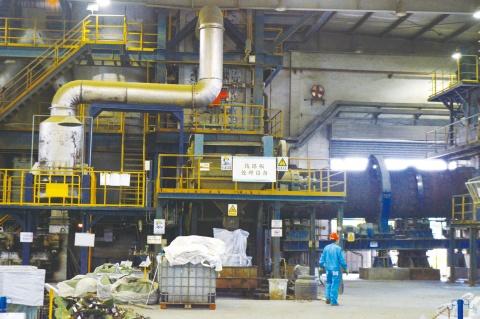 DOWA リサイクル環境事業、中国拠点を強化
