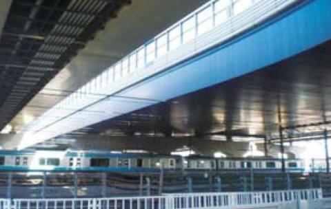 新日鉄住金エンジ NSカバープレート、沖縄で初採用