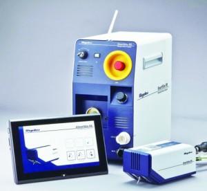 リガク、可搬型X線応力測定装置 拡販体制強化