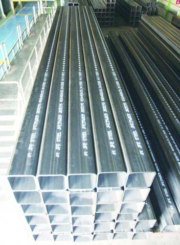 JFES、25ミリ厚建築用ロールコラム 累計販売1年で4000トン