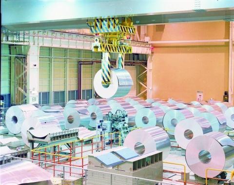 神戸製鋼、アルミ圧延品の加工賃 平均15%上げ 来年1月