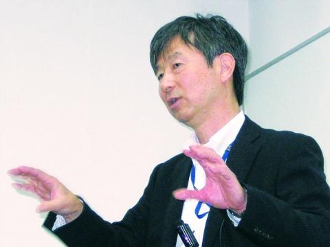 『企業幹部による大学特別講義』 津山青史・JFES専務 最先端の鉄鋼材料