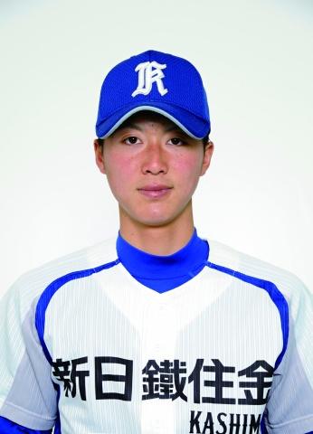 プロ野球ドラフト会議、新日鉄住金関連 3投手が指名 鹿島・室蘭シャークス