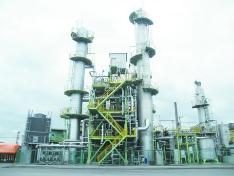 新日鉄住金室蘭に二酸化炭素回収設備 化学吸収法で初商業化