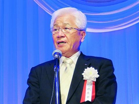 神戸製鋼、機械事業100周年祝う 700人出席 「グローバル化加速」