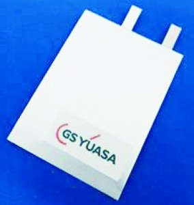 GSユアサの次世代LiB 放電密度3倍を実現