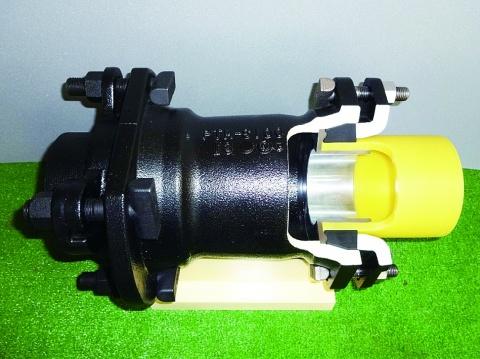 日本鋳鉄管、東京ガスと共同 メカニカル継手 鋳鉄製の新型開発