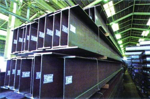 一部電炉、円安進行で形鋼輸出に意欲